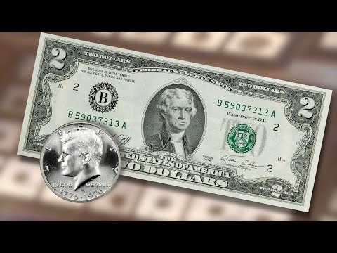 The $2 Bill Vs. Half Dollars: Which Is Better?