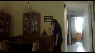 Poltergeist Activity Caught on Tape.