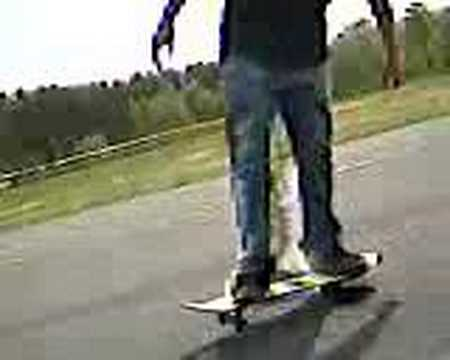 Dan Wilkinson Ollie 3+ boards