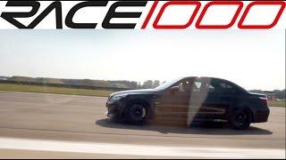 BMW M5 V10 Stroker 630hp Vs Porsche 997 Turbo PDK ROLL RACE