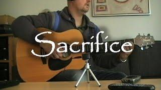 Sacrifice - Elton John | fingerstyle guitar (with tabs)