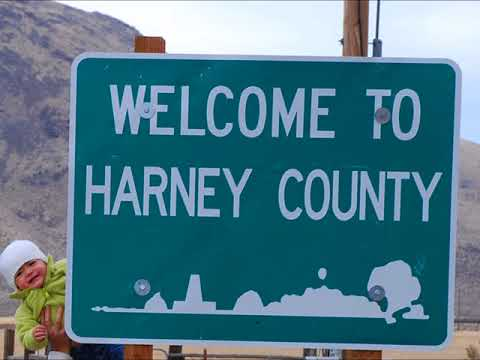 ROADSIGNS OF HARNEY COUNTY