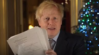 video: Boris Johnson hails 'new chapter' as MPs prepare to back Brexit deal