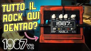 I suoni STORICI in un PEDALE? | 1987 V2 - NABLA | Jack JD