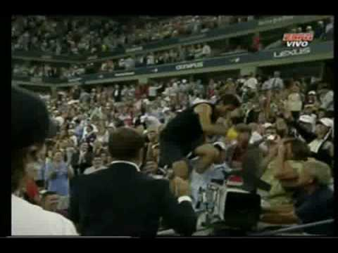 Del Potro Vs. Federer - US Open Final 2009 - Asi lo ganó Juan Martin...