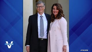 Bill and Melinda Gates Announce Split | The View