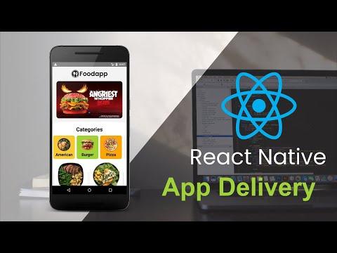 Tutorial App Delivery – React Native + API - Part 3: Food FlatList thumbnail