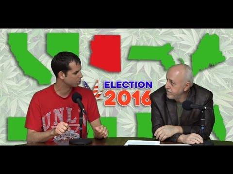 Nevada Cannabis News Hour Episode #134 - 11/15/16 - Joe Brezny
