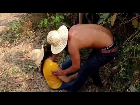 A Beautiful Woman Go To Jungle Alone And Was Arrested - New Educational Movie