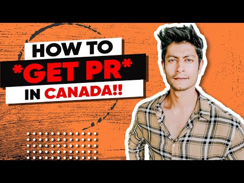 How To Get PR In Canada For International Students In 2020 I PR Process In Canada after Graduation