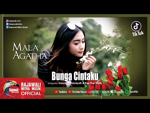 Download Mala Agatha - Bunga Cintaku [OFFICIAL] Mp4 baru