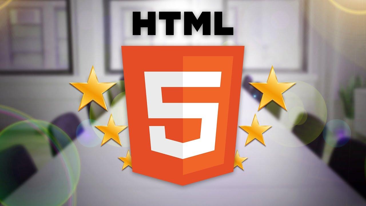 Curso de HTML5 desde cero: El más completo en Español 📙