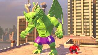 LEGO Marvel's Avengers - Fin Fang Foom Unlock + Open World Free Roam in Manhattan