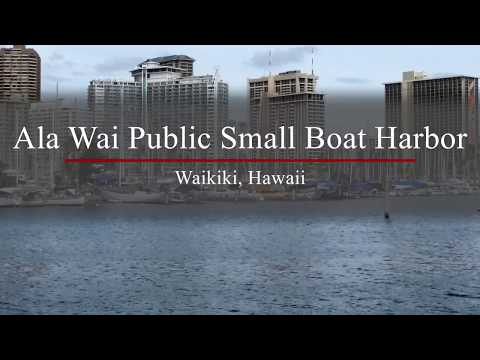 Hawaii's Public Harbor Crisis - Boater Comes Forward to Shar