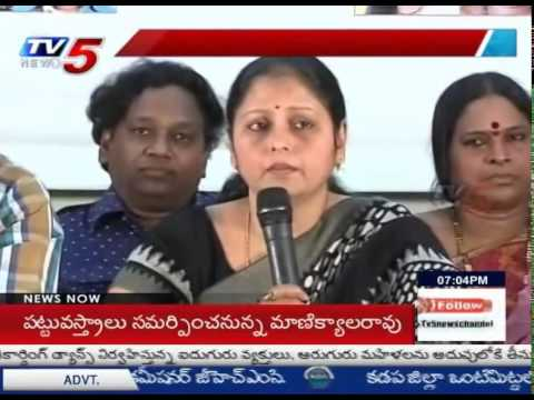 I'm not a Dummy Candidate | Jayasudha about Maa Elections : TV5 News