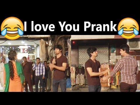 I love you prank in Pakistan OMG Must watch thumbnail