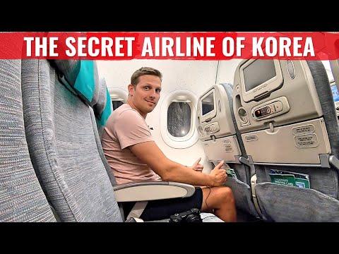 Review: AIR SEOUL A321 - KOREA's SECRET BUDGET AIRLINE!