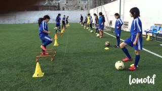 Yaska Hajiyeva - My training with the girls ⚽️🏃🏻🇦🇿✨