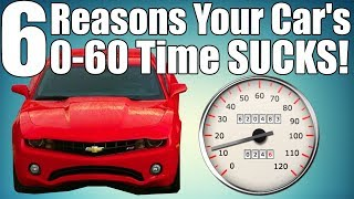 6 Tips For 0-60 Time and Launch Your Car Faster!