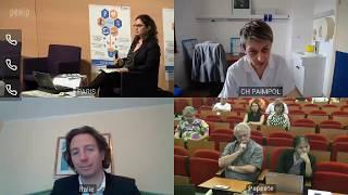 Catel Visio 2019 - Du régional au national : cas d'usages en plaies et cicatrisations