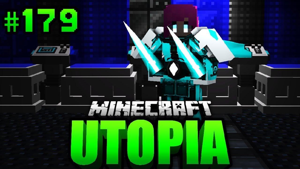 Der GEHEIME ANFÜHRER Minecraft Utopia DeutschHD YouTube - Minecraft geheime hauser