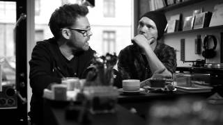 Sort Kaffe & Vinyl: Jens Andersen og Frank Thiel om indie, swag og de unge.