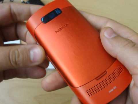 Unboxing del Nokia Asha 303