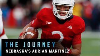Nebraska's Freshman Phenom: Adrian Martinez | Big Ten Football | The Journey