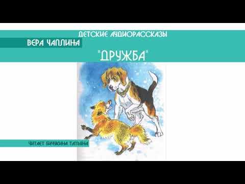"""Вера Чаплина """"Дружба"""" - детский аудиорассказ: слушать онлайн"""