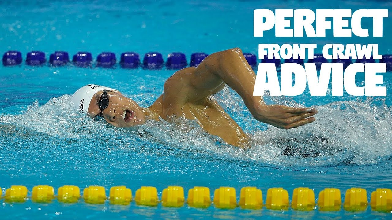 Perfect Front Crawl Advice - YouTube