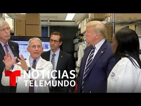 Las Noticias De La Mañana, Abril De 2020 | Noticias Telemundo