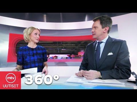 Uutislähetys 360° | MTV Uutiset | MTV3