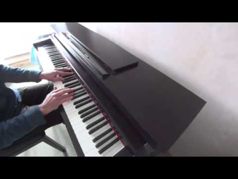 Hozier Cherry Wine Piano Youtube