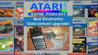 Atari 5200 Joystick Gold Plated Contact Upgrade!