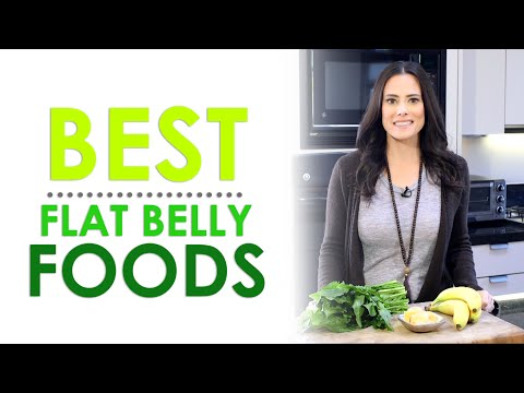 Lose the Muffin Top: 3 Best Flat Belly Foods   Keri Glassman