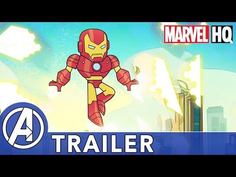 Marvel Battleworld Trailer   Marvel HQ