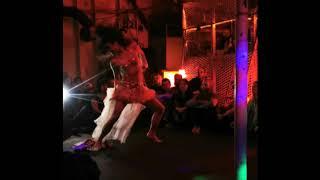 "Dance Improvisation by Valencia Selestina - ""Metamorphoses"" 1 - Burning Boat 2019 (Copenhagen)"