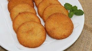 ময়দা আর সুজি দিয়ে ঝটপট বিকালের নাস্তার সহজ রেসিপি//বাচ্চাদের টিফিন রেসিপি/Misti Tikiya Recipe Bangla