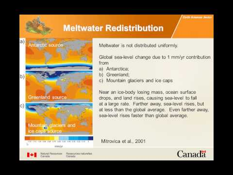 New Sea Level Rise Projections in British Columbia