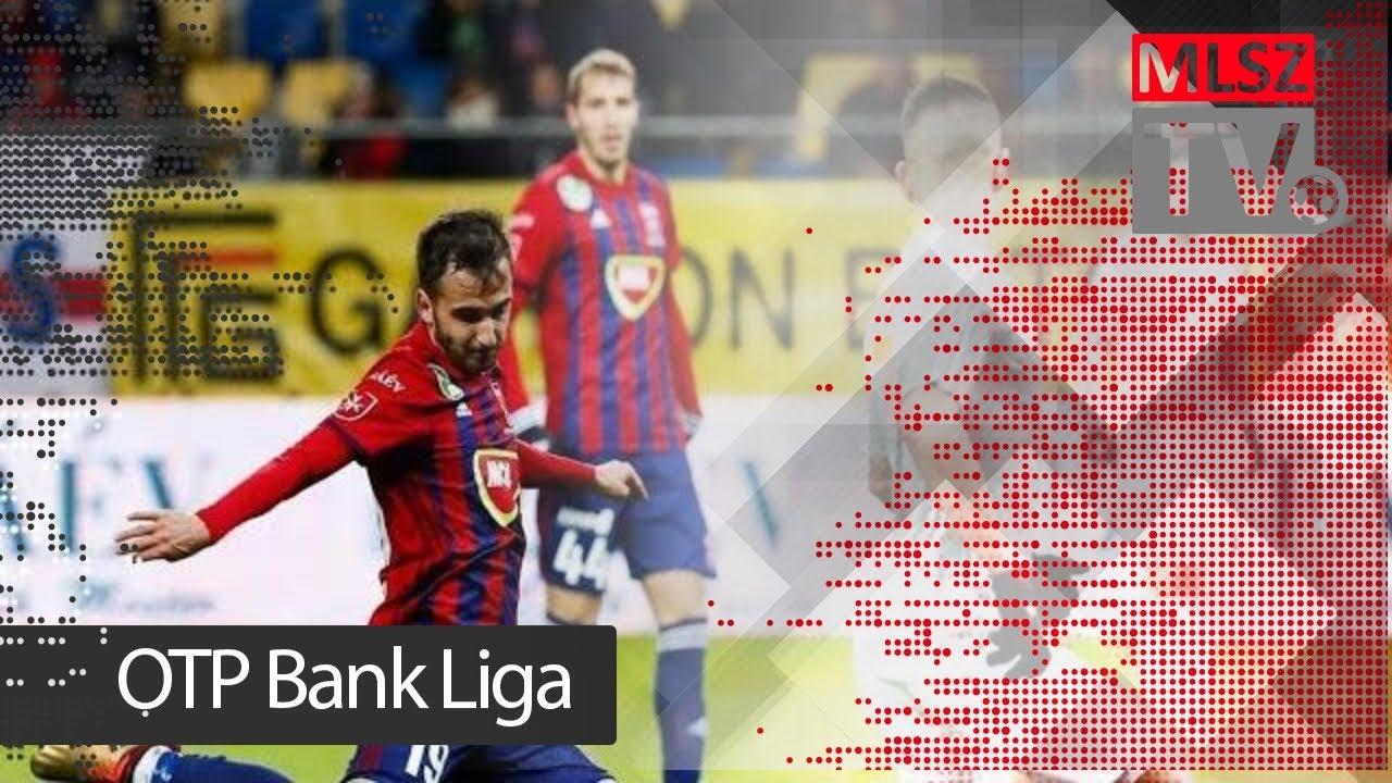 Videoton  FC - Vasas FC | 2-1 (1-1)| OTP Bank Liga | 20. forduló | 2017/2018 | MLSZTV