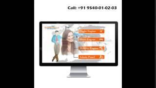 White Label Travel Portal Development Company  in India