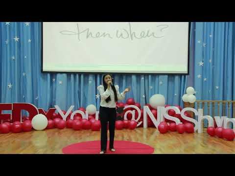 Как прокрастинация испортила мне жизнь | Dariga Arapbayeva | TEDxYouth@NISShymkent