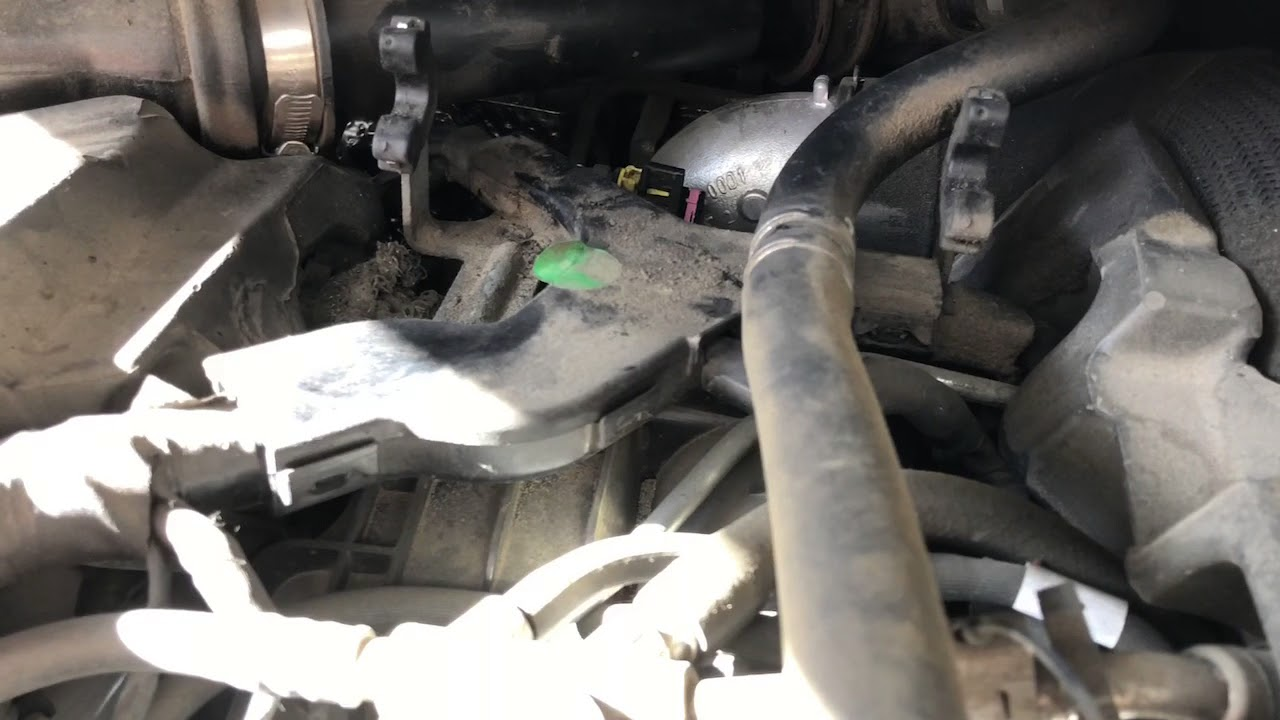 Ecodiesel MAP sensor clean