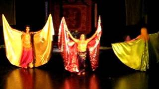 pharaonic odissey -isis wings