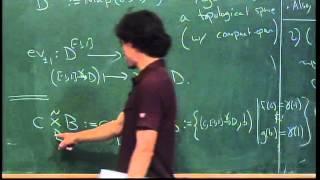 Factorization Homology - David Ayala - 23.03.2016 - Talk 04