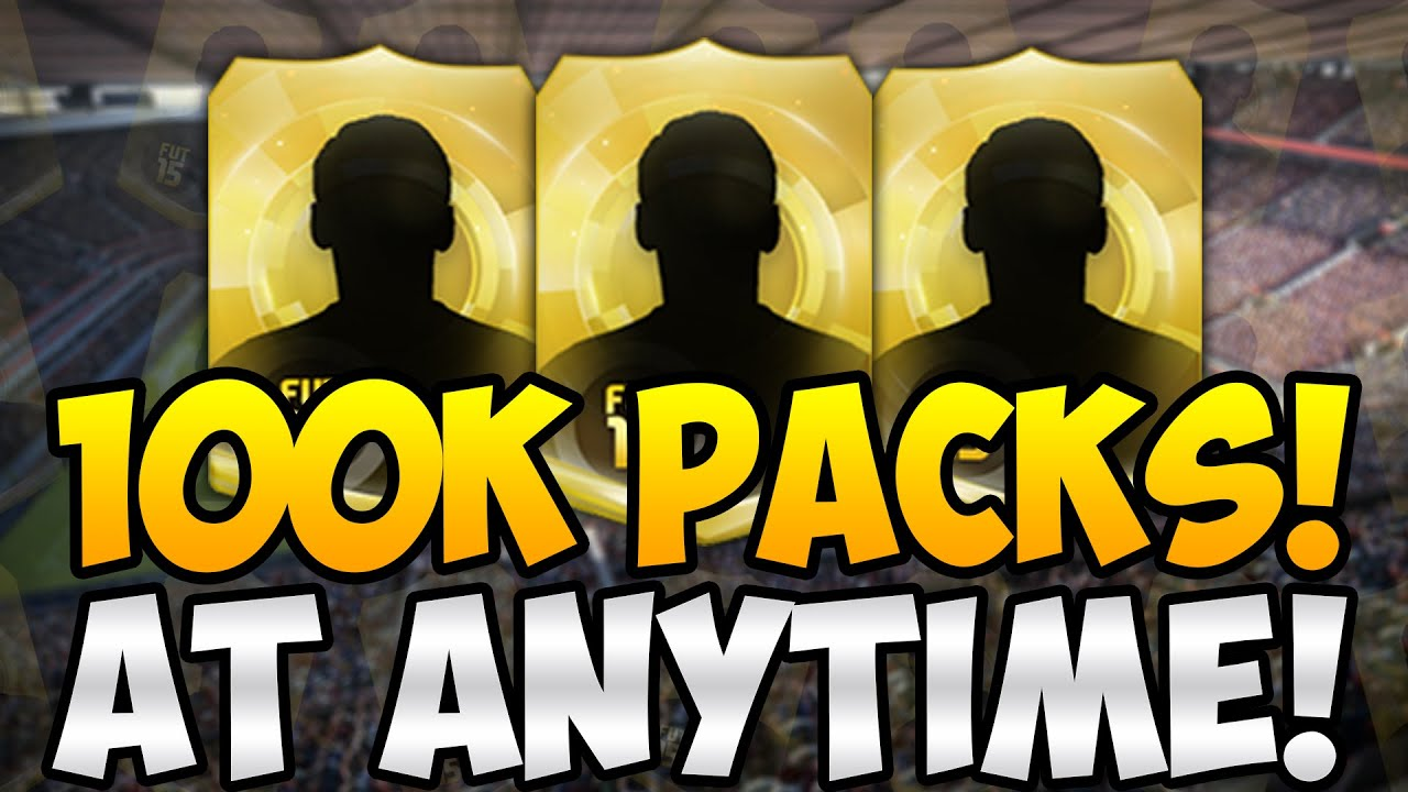 Fifa 15 Open 100K Packs at Anytime! - The Pack Market - Fifa 15 100K Packs! ThePackMarket.com - Fifa 15 The Pack Market - Open 100K Packs at Anytime! - thepackmarket.com