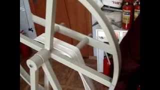 видео Перекатка пожарных рукавов на новое ребро