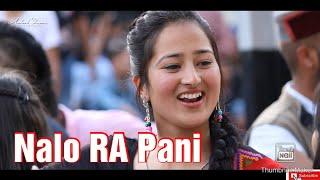 NALO ra PANI Song।। Himchali Hit song ।। Vicky Rajta    Saraj Valley Function 2019