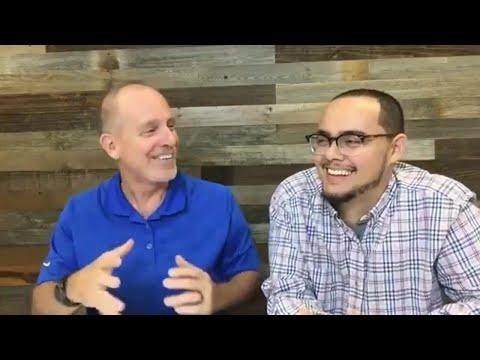 Roberto Bruno - Worship Pastor - First Orlando Talk