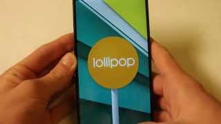 Lenovo Vibe Z2 Pro × Android Lollipop (EU)